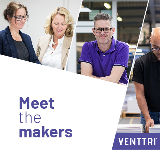 Venttri Meet the Makers
