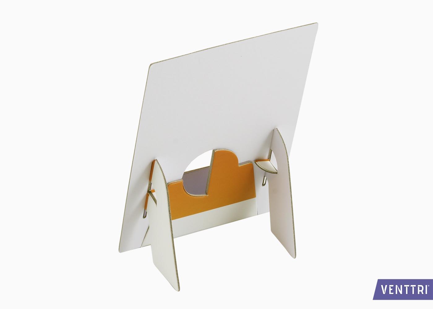 Folder display met eigen bedrukking 2