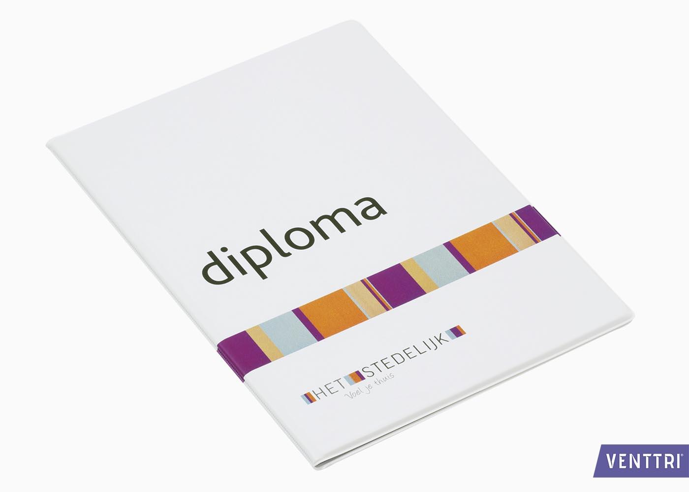 PVC Diplomamap 1