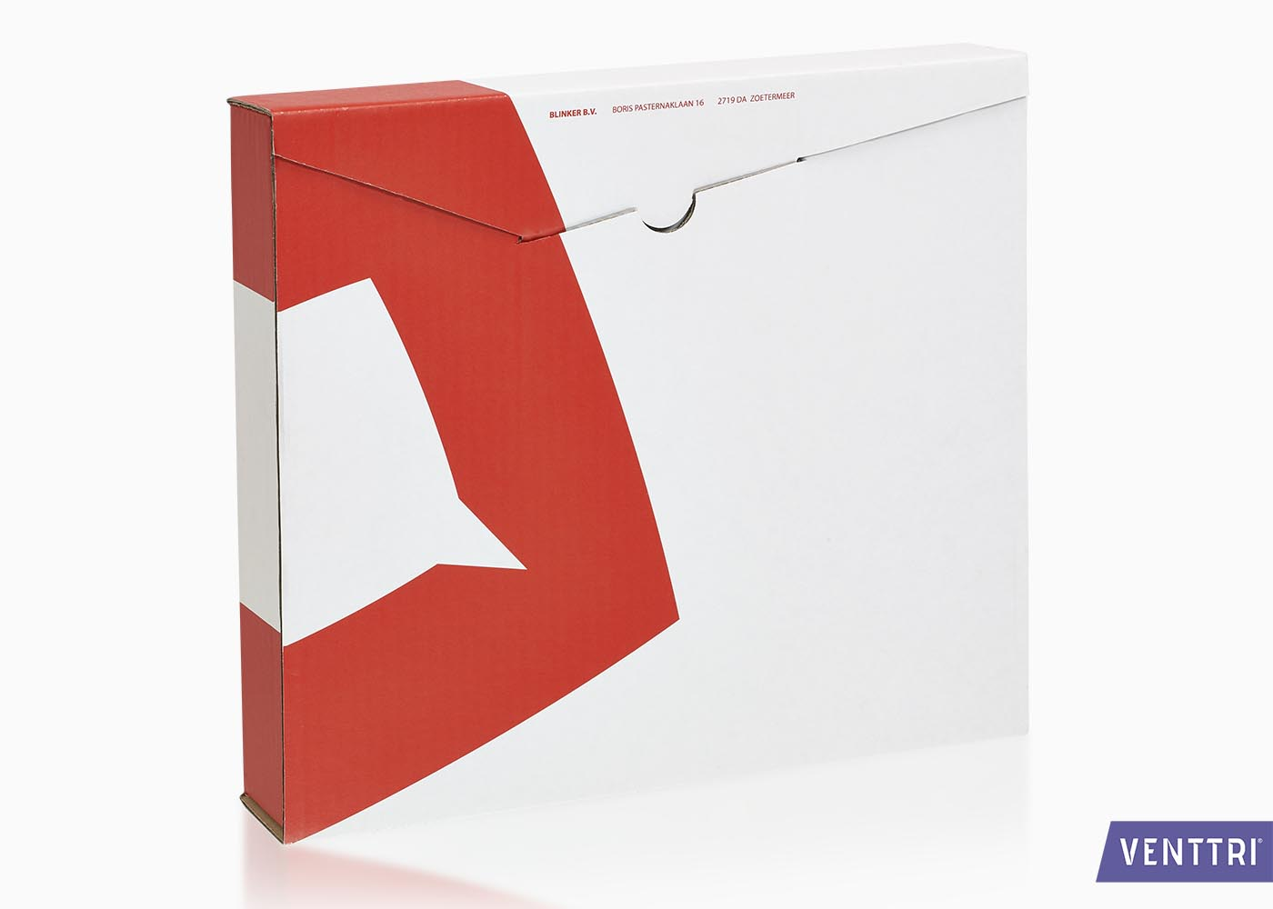 Verzendverpakking karton 2