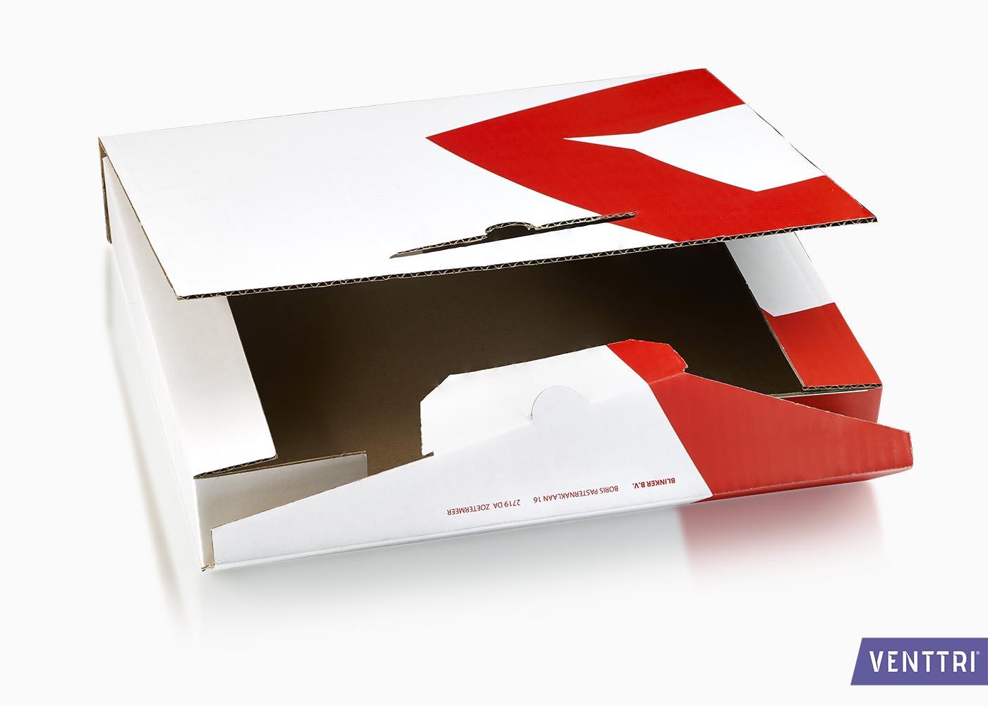 Verzendverpakking karton 3